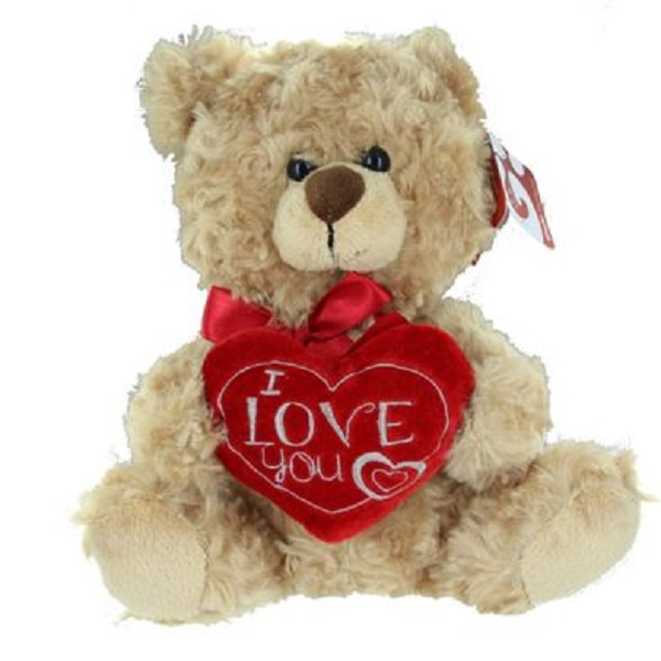 Design best sell Valentine gifts stuffed plush teddy bear