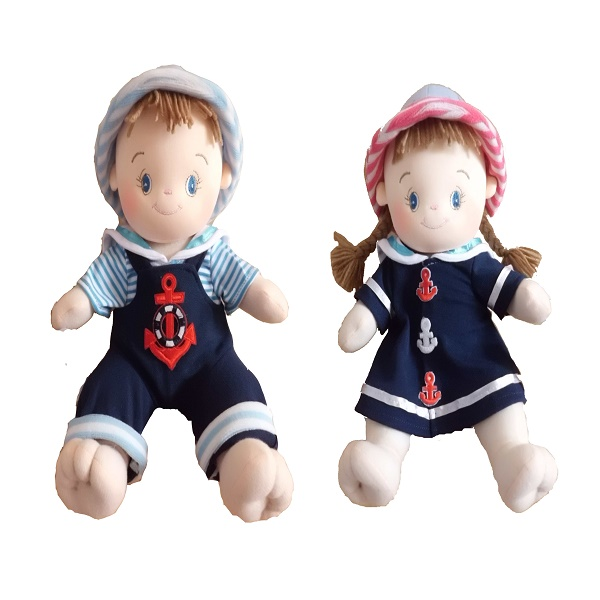 customize plush soft toy doll