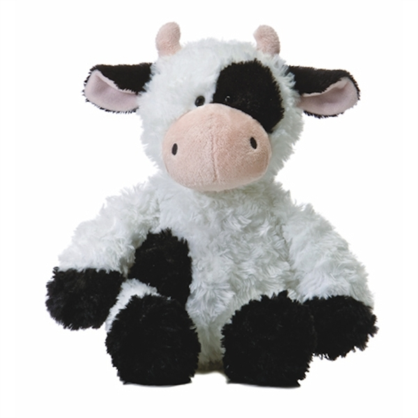 factory customized Plush stuffed soft cow mascot toys