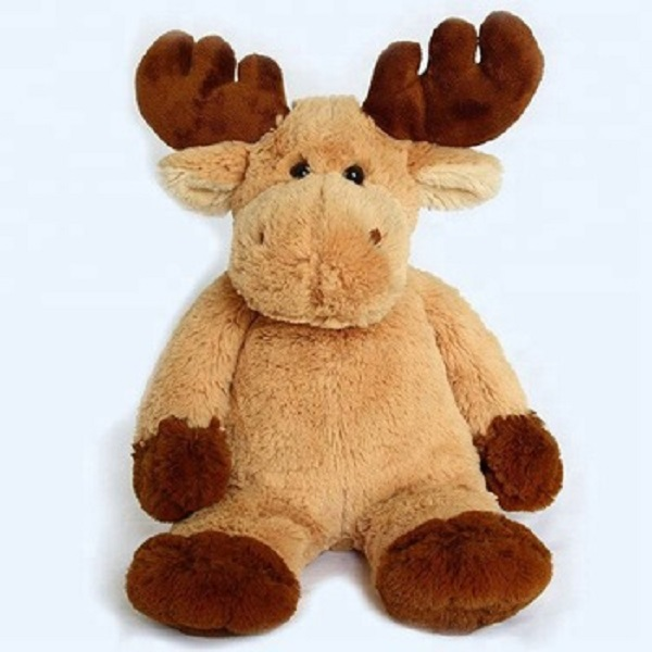 china factory directed wholesale novelty cute soft plush reindeer toys